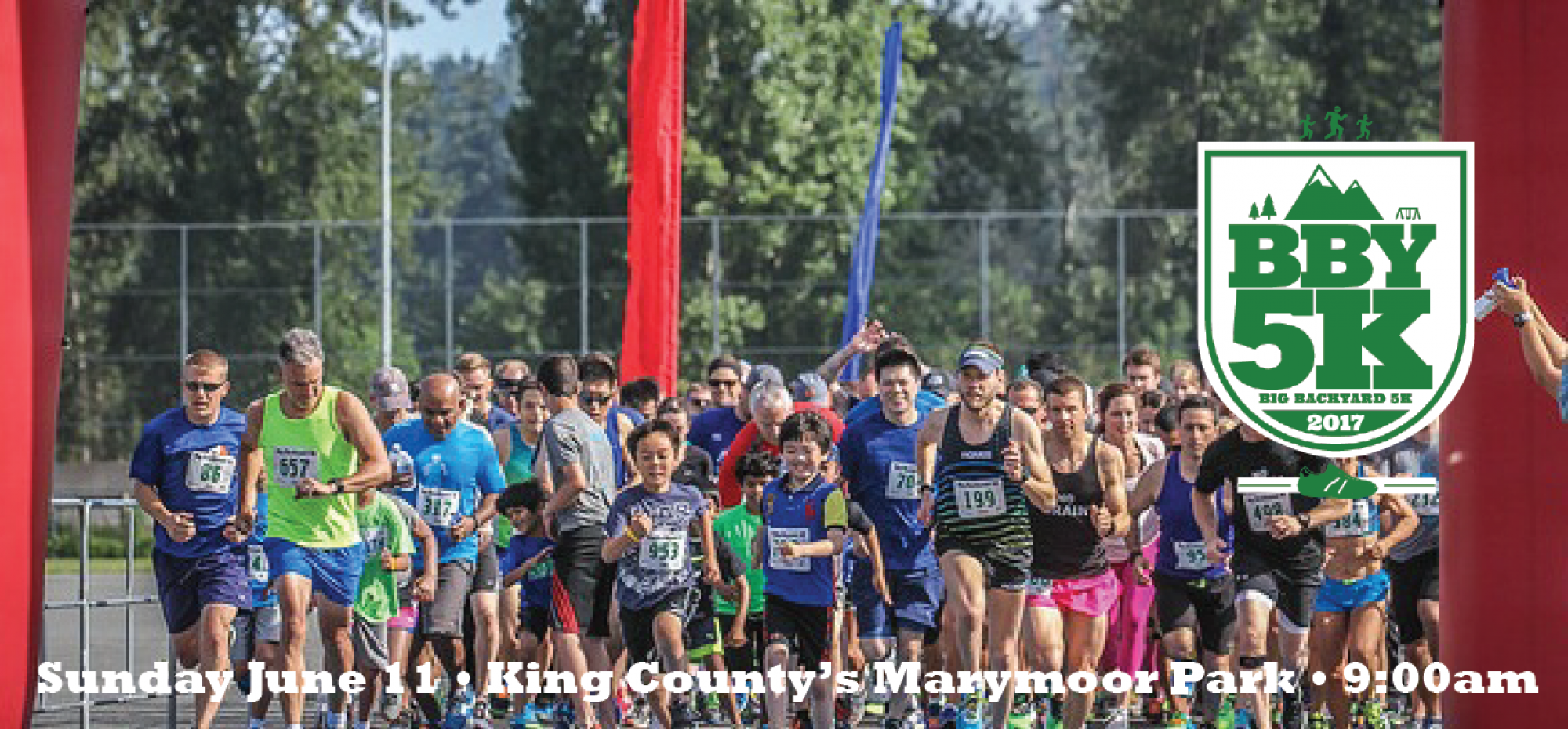 Big Backyard 5K big backyard 5k – june 11, 2017 • king county's marymoor park